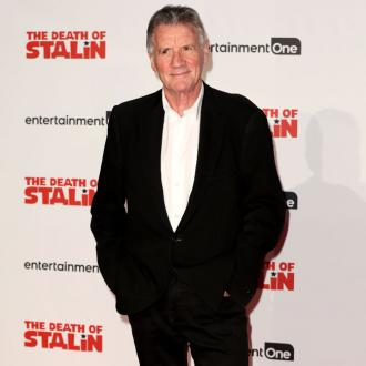Michael Palin had to eat mud making Monty Python and the Holy Grail