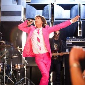 Mick Jagger's 'Insane' Disclipline
