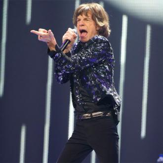 Mick Jagger Has Birthday Brunch