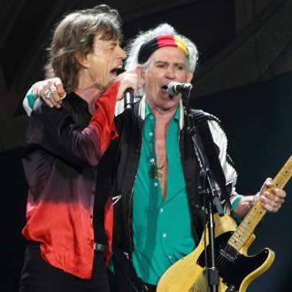 The Rolling Stones wish Chuck Berry a happy birthday