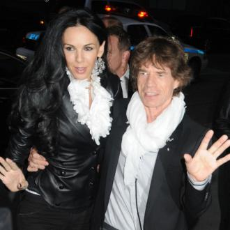 Mick Jagger 'Devastated' By L'wren Scott's Death