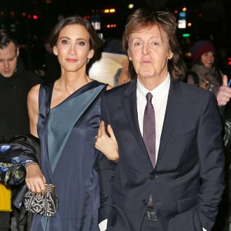 Sir Paul Mccartneys Wife Nancy Shocked By Kanye Collaboration