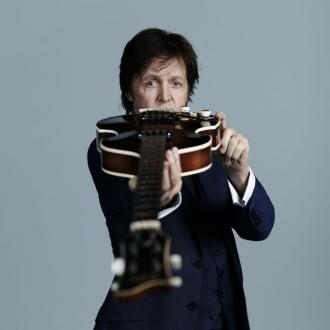 Sir Paul McCartney: Hip hop's educational
