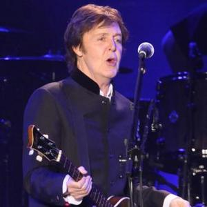 Sir Paul Mccartney Re-arranges Tour For Charity Gig
