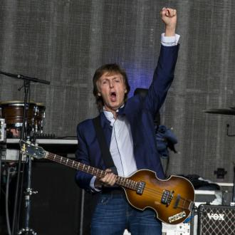 Sir Paul McCartney is competitive