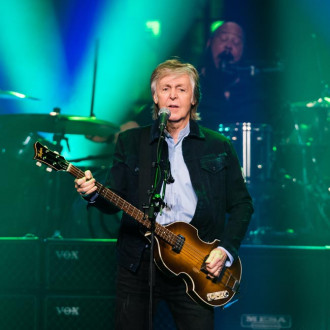 Paul McCartney 'finishes work on final album in  trilogy'