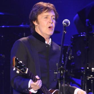 Paul Mccartney Joins Charity Single