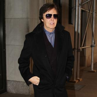 Paul Mccartney 'Shocked' To Win 17th Grammy
