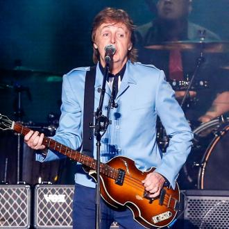 Paul Mccartney Bugged By Grasshoppers