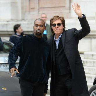 Sir Paul Mccartney Feels 'Lucky' To Have Teamed Up With Kanye West