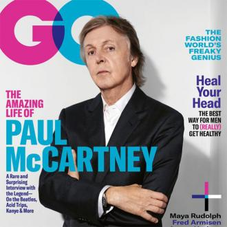 Paul McCartney's censored himself for grandkids