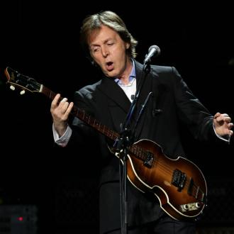 Paul McCartney and Ed Sheeran gigs to be shown for Teenage Cancer Trust Unseen
