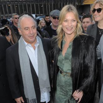 Philip Green Praises Kate Moss Self-management Skills