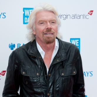 Sir Richard Branson can't wait for Lady Gaga's space outfit