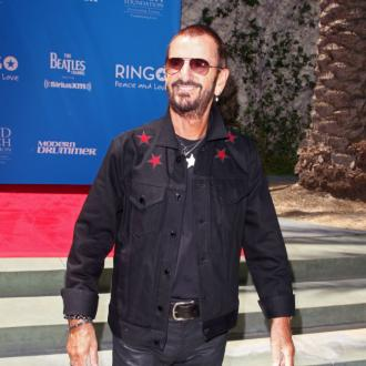 Ringo Starr reflects on Beatles anniversary