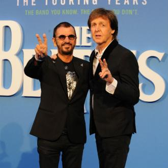 Sir Paul McCartney: 'Reuniting with Ringo is magic'