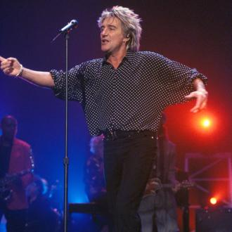 Rod Stewart Jokingly Teases Friend Elton John Over Retirement