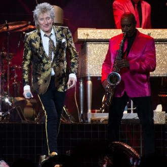 Sir Rod Stewart wants a biopic like pal Elton John