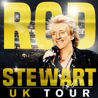 Sir Rod Stewart unveils 2022 UK tour dates