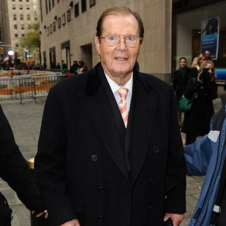 Sir Roger Moore: I like Bond crumpet