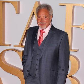 Sir Tom Jones Feels Strong