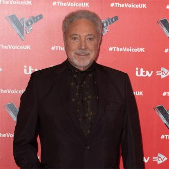 Sir Tom Jones doesn't worry about getting old