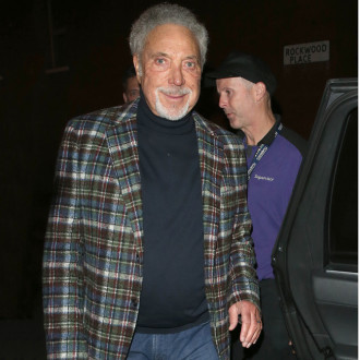 Sir Tom Jones knew he'd made it when fangirls tore his raincoat to pieces
