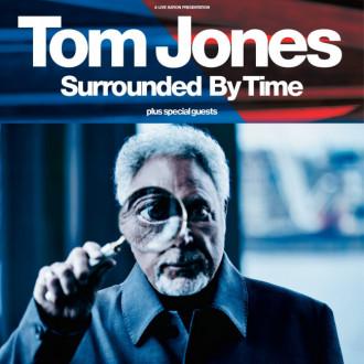 Sir Tom Jones to tour arenas in December