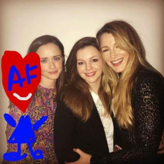 Blake Lively photoshops America Ferrera into Sisterhood reunion picture