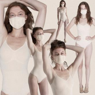 Kim Kardashian West's shapewear brand selling face masks