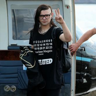 Skrillex rejoins From First to Last