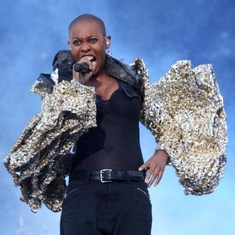 Skunk Anansie's Skin was almost eaten by pack of baby hyenas