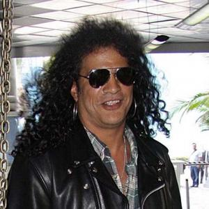 Slash Almost Finished Second Album