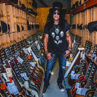 Slash becomes Gibson's Global Brand Ambassador