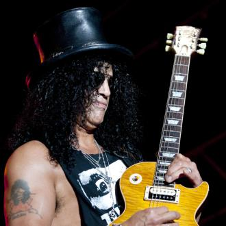 Slash's Wife Seeking Half Of Earnings