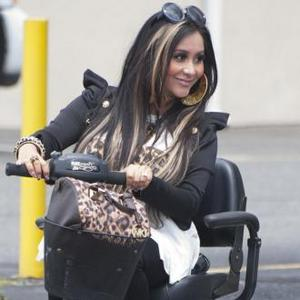 Snooki: My Fiance Looks After Me 'Like A Parent'