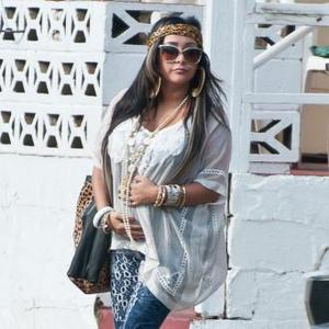 Snooki Confirms Unborn Baby's Name