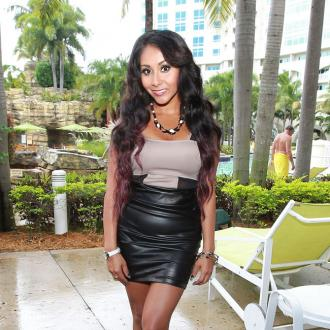 Snooki Defends Weight Loss