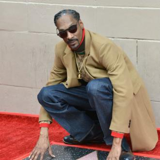 Snoop Dogg thanks himself in Walk of Fame speech