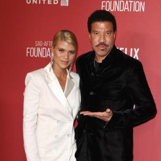 Lionel Richie is 'supportive' of daughter Sofia's romance