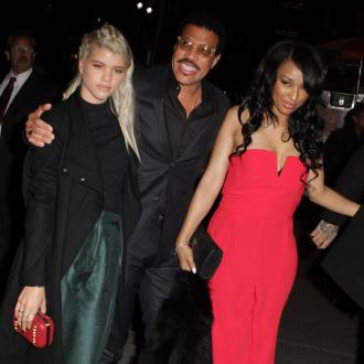 Lionel Richie not worried about model daughter