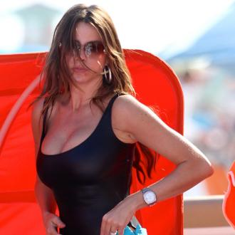 Sofia Vergara's Bust Up Not Caused By Photo