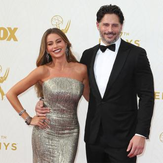 Joe Manganiello rocked out at birthday party