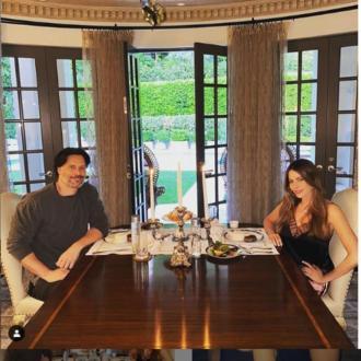 Sofia Vergara's anniversary surprise