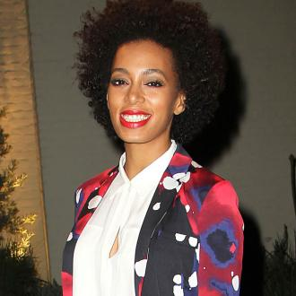 Solange Swaps Clothes With Beyonce