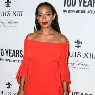 Solange Knowles can wear any outfit 'with ease'