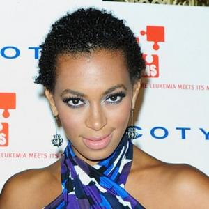 Solange Knowles Signed Up For Next Models