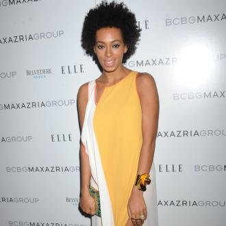 Solange Knowles: New York Shows Off Fashion