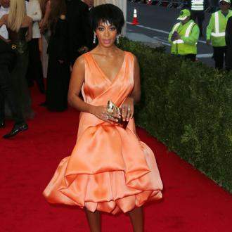 Solange Knowles has 'got the fire' for UFC