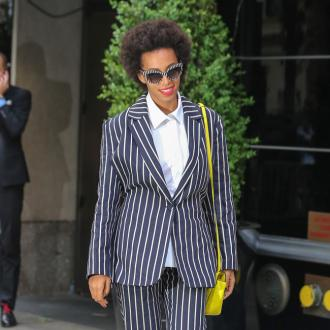Solange Knowles Celebrated In The Streets